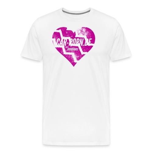CarPorn Logo - Männer Premium T-Shirt