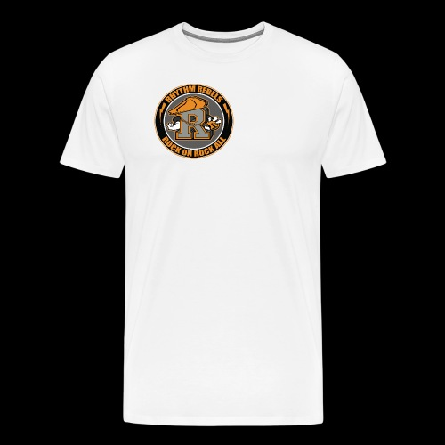 ROCK ON ROCK ALL - Men's Premium T-Shirt