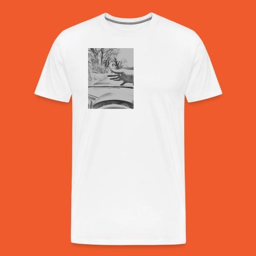 Well wave T-Shirt - Men's Premium T-Shirt