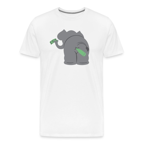Elepfand - Männer Premium T-Shirt