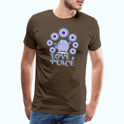 Hippie monster - Men's Premium T-Shirt