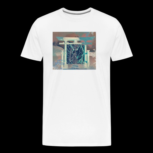 Skull and Bones - T-shirt Premium Homme