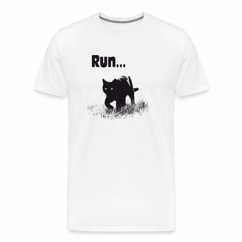 Run... - Männer Premium T-Shirt