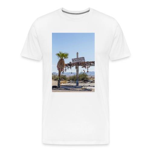 by Mazja Hillestrøm - Herre premium T-shirt