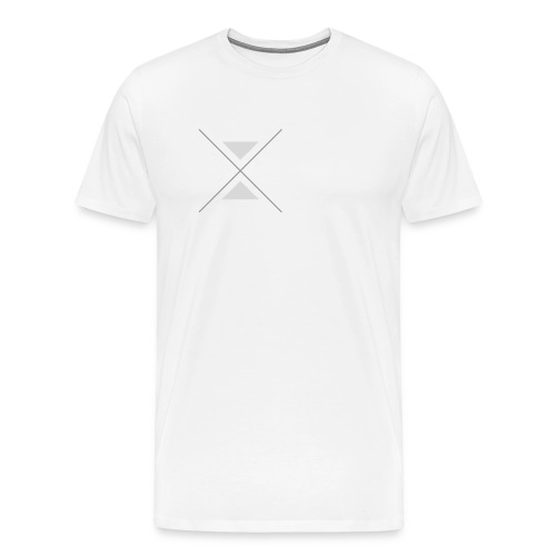 triangles-png - Men's Premium T-Shirt