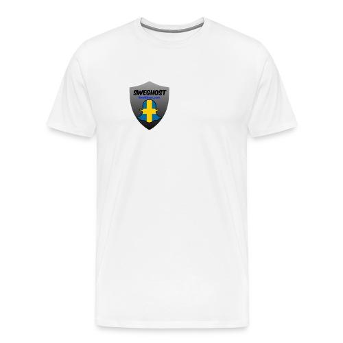 Sweghost t-shirt - Premium-T-shirt herr