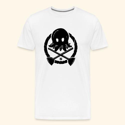 molly roger noir - T-shirt Premium Homme