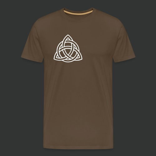 Celtic Knot — Celtic Circle - Men's Premium T-Shirt