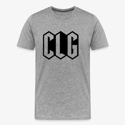CLG DESIGN black - T-shirt Premium Homme