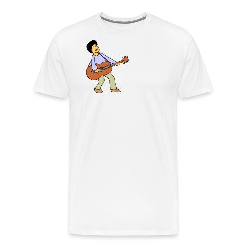 play music - Men's Premium T-Shirt