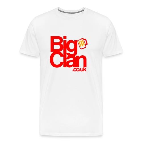 BIg Clan Logo Red - Men's Premium T-Shirt