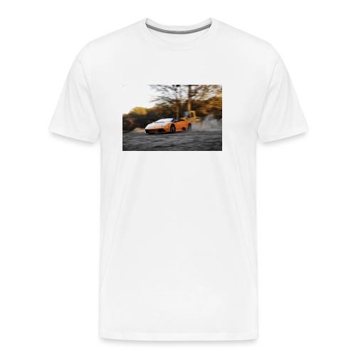 lambo drift 1 - Men's Premium T-Shirt