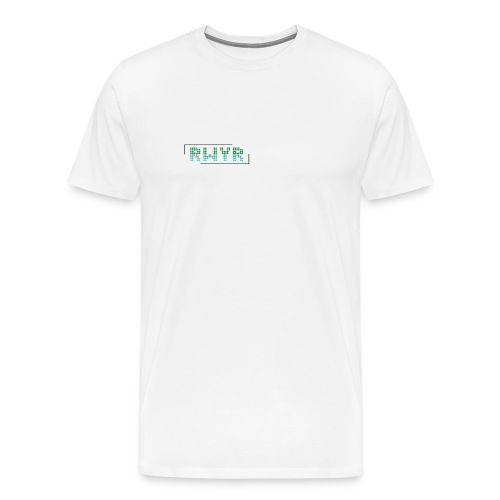 RWYR Normal White - Mannen Premium T-shirt