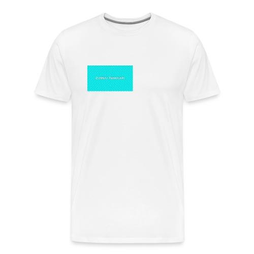 Light Blue Comedy Teenagers T Shirt - Premium-T-shirt herr