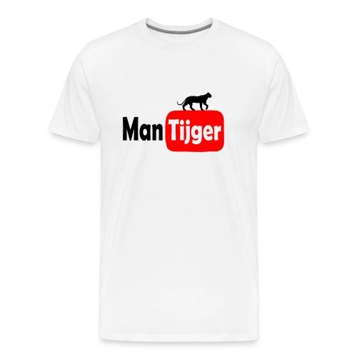 mantijger - Mannen Premium T-shirt