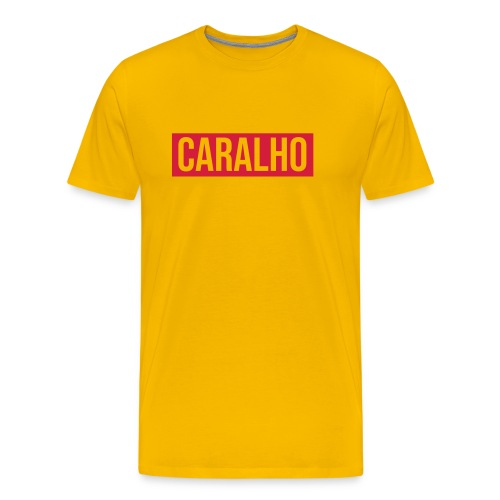 CARALHO - T-shirt Premium Homme
