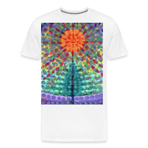 Miraż - Koszulka męska Premium