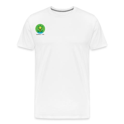 Uplifting My Life Official Merchandise - Men's Premium T-Shirt