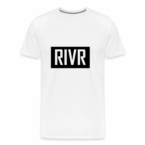 RIVR - Box Motive - Premium-T-shirt herr