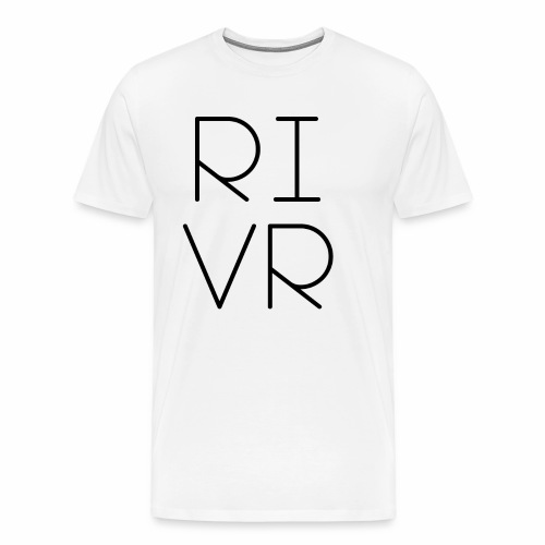 RIVR - RI(VR) TEE - Premium-T-shirt herr