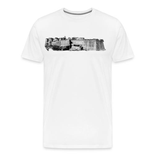 Stronghold Kapuzensweatshirt - Männer Premium T-Shirt