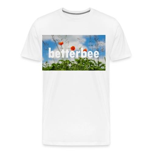 betterbee Banner T-Shirt - Männer Premium T-Shirt