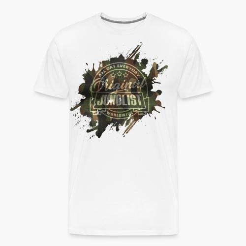 camo - Koszulka męska Premium
