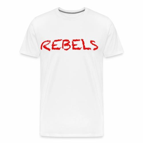 Rebels - Mannen Premium T-shirt