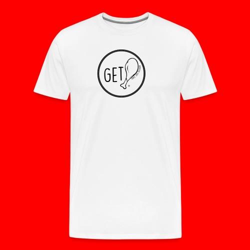 Pollos1 png - T-shirt Premium Homme