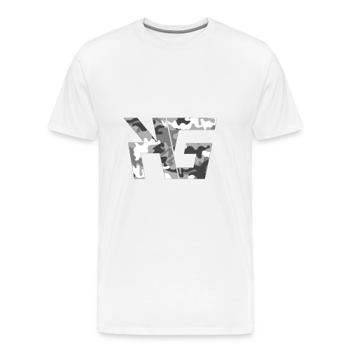 KG Urban Camo - Men's Premium T-Shirt