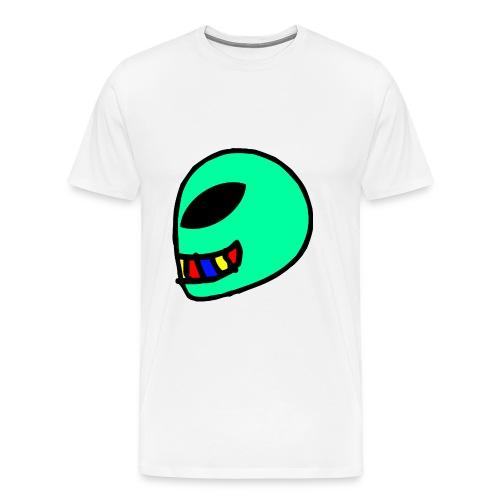 Alien - Maglietta Premium da uomo