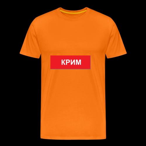 Krim - Utoka - Männer Premium T-Shirt