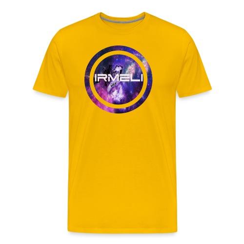 GALAXY LOGO - Miesten premium t-paita