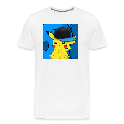 blu jpg - Men's Premium T-Shirt