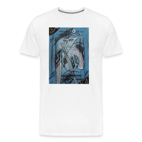 Salvator1 - T-shirt Premium Homme