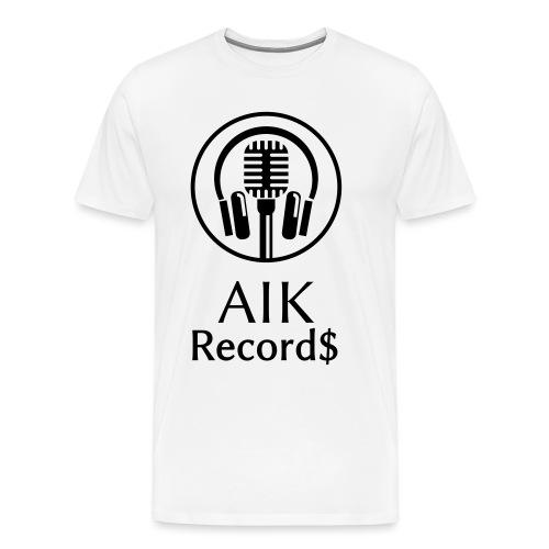 AiK Logo - Männer Premium T-Shirt