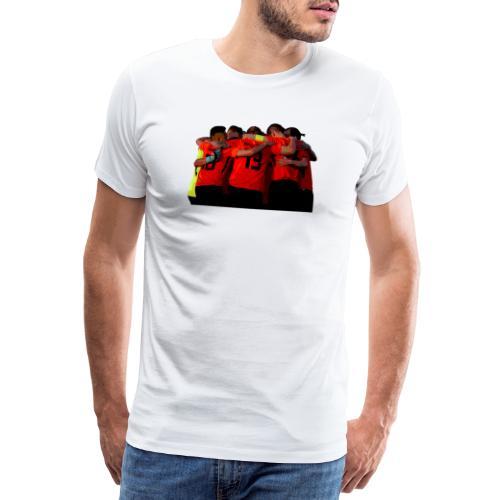 BOO! - Premium-T-shirt herr