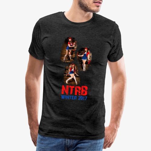 Mario Girl - T-shirt Premium Homme