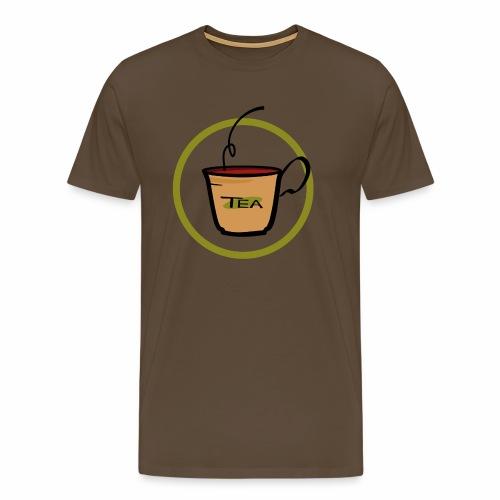 Teeemblem - Männer Premium T-Shirt