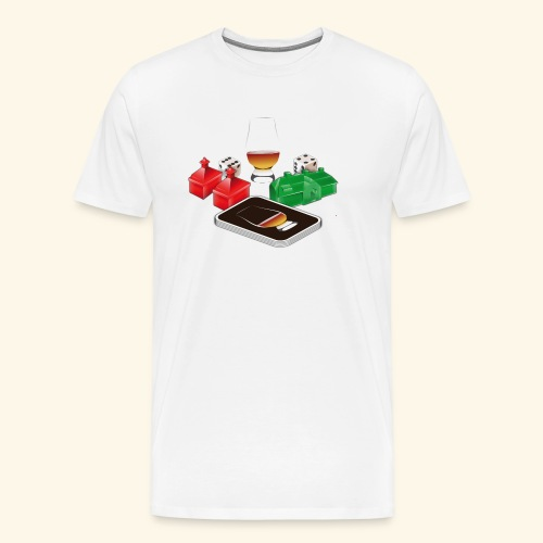Distillery - Männer Premium T-Shirt