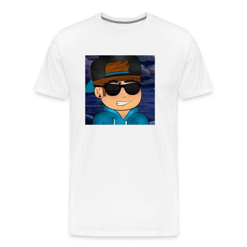 GameDeur Merch - Mannen Premium T-shirt