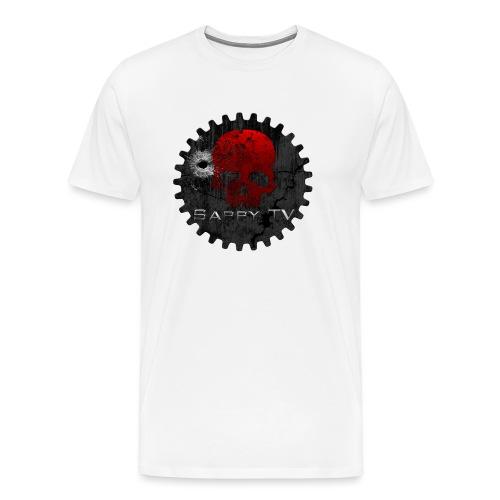 SappyLogo - Männer Premium T-Shirt