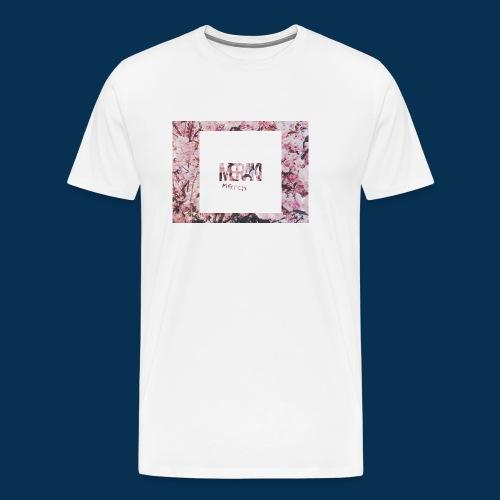 Sakura - Premium-T-shirt herr