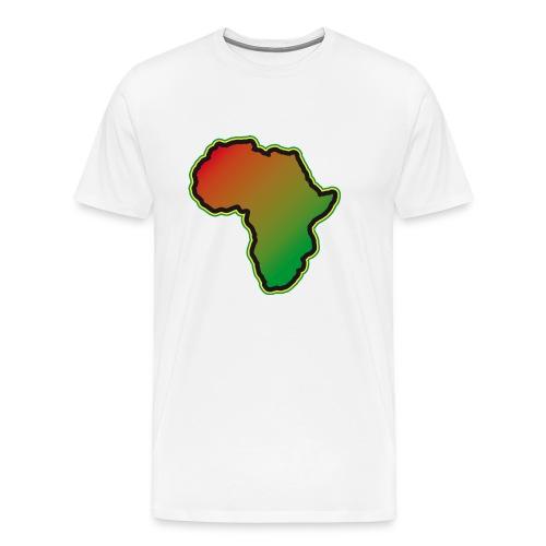 Afrika Big Five Africa Schwarzer Kontinent Safari - Men's Premium T-Shirt