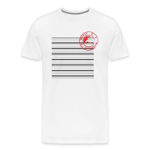 Fond Barre - T-shirt Premium Homme