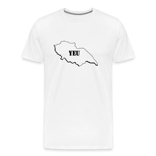 Dessin_de_YEU - T-shirt Premium Homme
