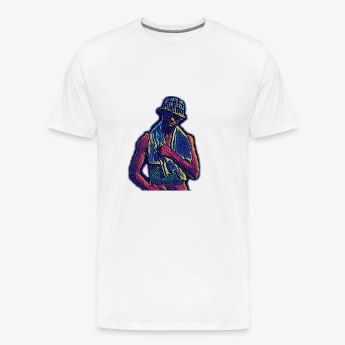 NDW discoinferno - Maglietta Premium da uomo