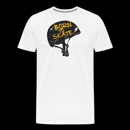 Born to skate - T-shirt Premium Homme