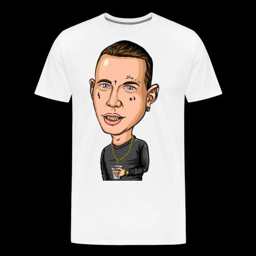 RAYBEATZ808 - Männer Premium T-Shirt