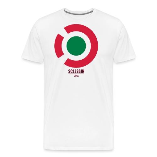 Sclessin - T-shirt Premium Homme